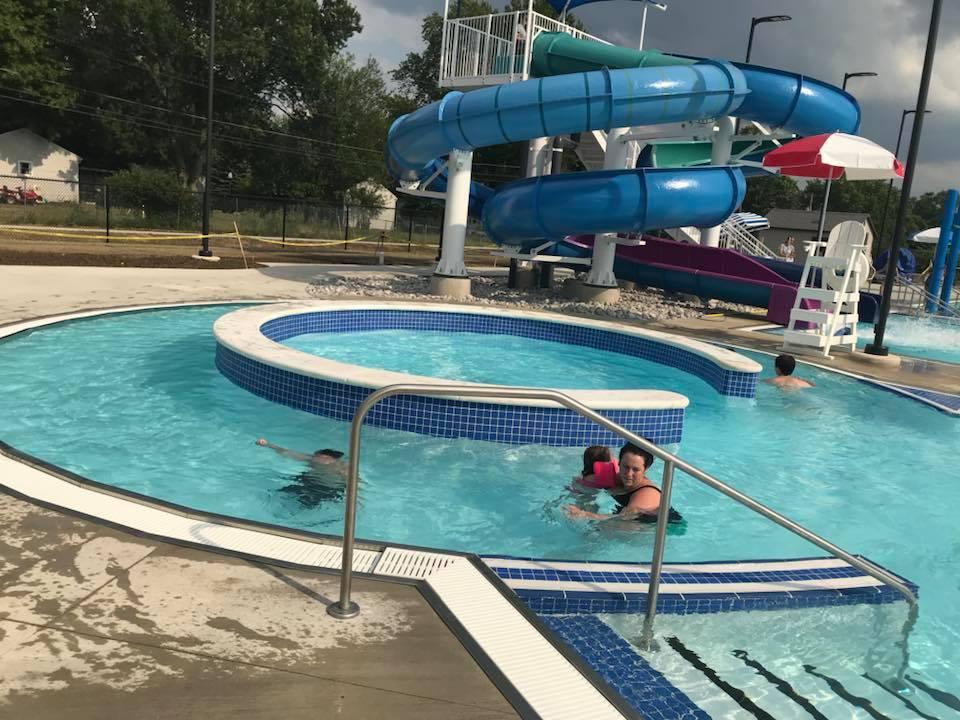 Aquatics Center – Columbia City